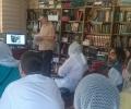 слушатель курсов подготовил доклад по Евангелию от Луки