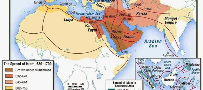 arab civilzations 7th 9th century Hieronymus himself was influenced by the rift caused by the 9th century dispute between romans (byzantines as we render them today) and in 7th-century church.