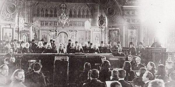 Православные просветительские курсы. Лекция 31. Поместный собор 1917–1918 гг. и первые годы гражданской войны