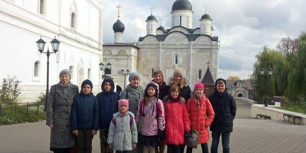 Праздничный концерт Покрова  Пресвятой Богородицы в ДК «Россия»