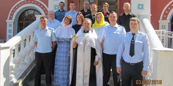 Богослужения в честь 300-летия ко Дню образования полиции