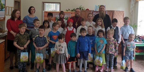 Пасхальный концерт в Протвинском РЦ