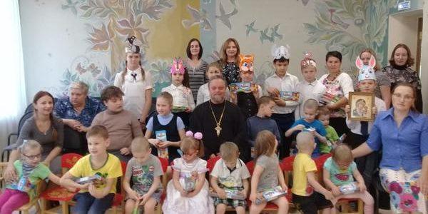 «Согреем детские сердца»(Концерт ВШ в Протвинском РЦ)