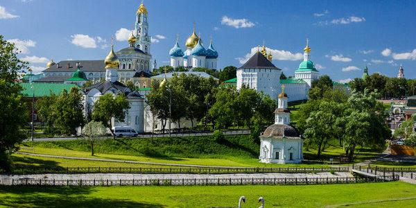 Поездка в Хотьково — Свято-Троицкую Сергиевую Лавру