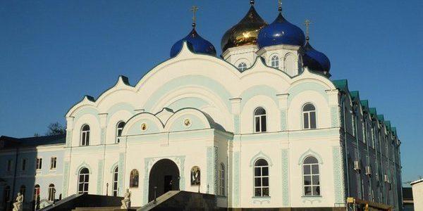 Объявление о паломнической поездке в Воронеж и Задонский монастырь