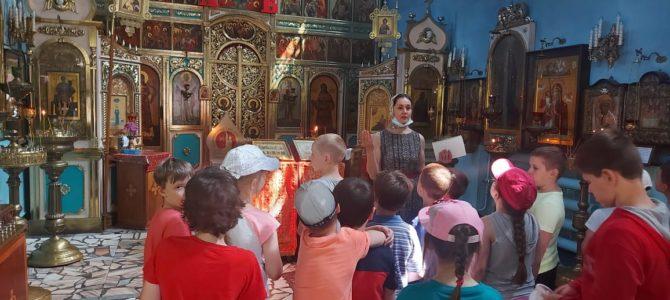 Экскурсии для детей в храме Протвино