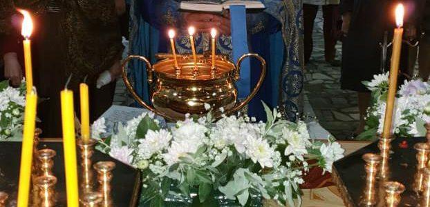 Празднование Успения Божией Матери